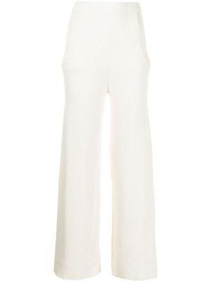 Кашемировые брюки - белые Ports 1961
