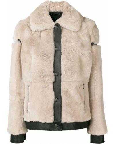 Куртка классическая с карманами Cara Mila