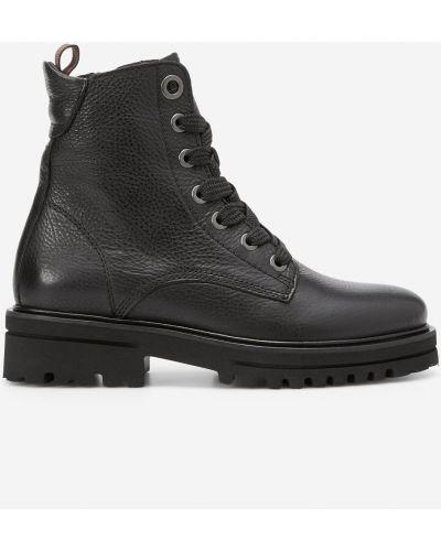 Черные ботинки Marc O`polo