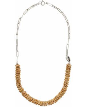 Ожерелье серебряный Isabel Marant