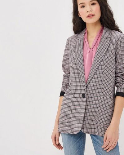 Серый пиджак весенний Tom Tailor