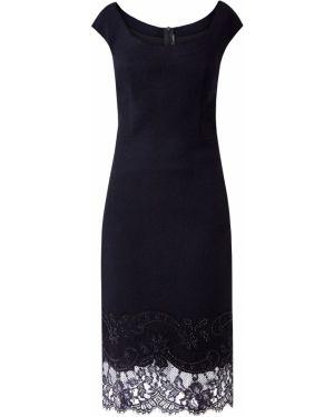 Платье футляр с декольте Ermanno Scervino
