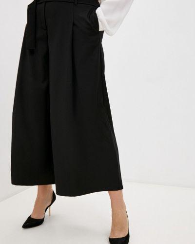 Черные итальянские брюки Elena Miro