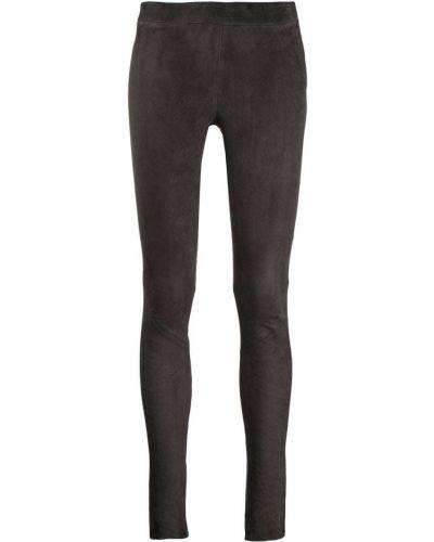 Черные брюки с поясом Incentive! Cashmere