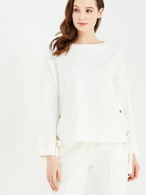 Белый свитшот Ruxara