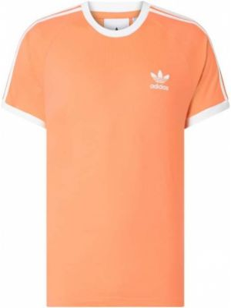Koszula z logo z haftem Adidas Originals