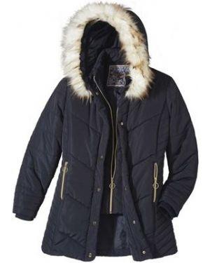 Куртка с капюшоном утепленная длинная Atlas For Men