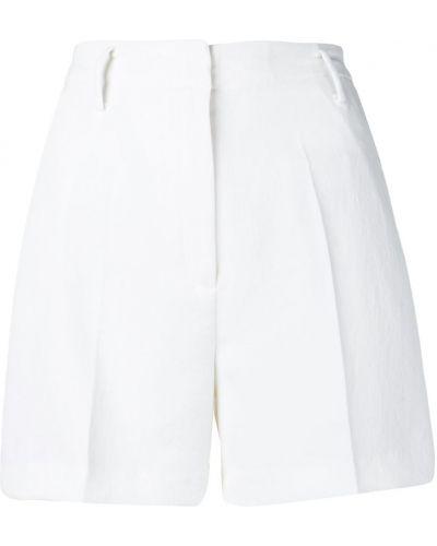 Белые шорты с карманами Michael Michael Kors