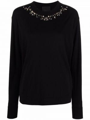 Czarny piercing Givenchy