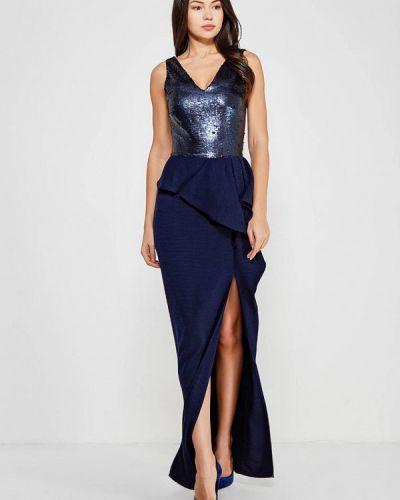 Синее платье Tutto Bene