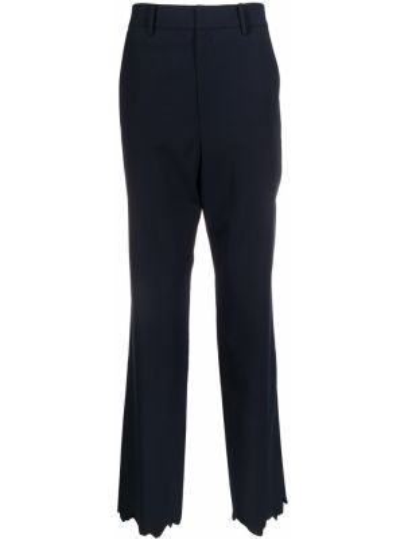 Spodnie wełniane - niebieskie Ader Error