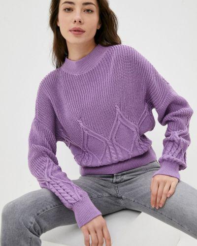 Фиолетовый джемпер La Biali