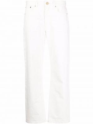 Прямые джинсы классические - белые A.p.c.