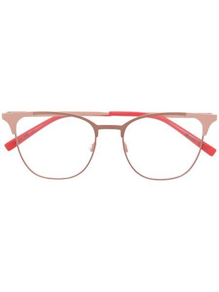 Różowa oprawka do okularów M Missoni