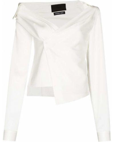 Biała biała koszula Rta