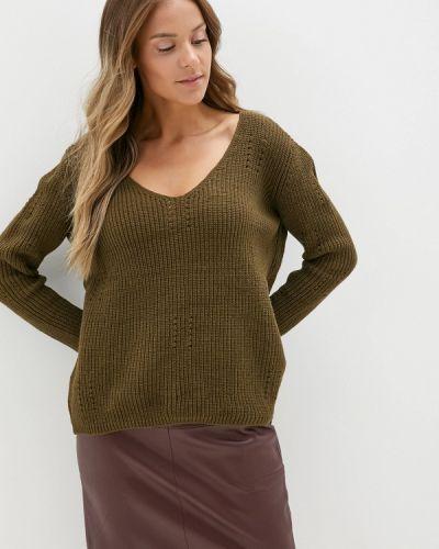 Пуловер - зеленый Adl