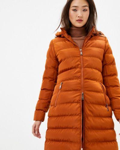 Теплая коричневая куртка Adrixx