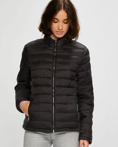 Стеганая куртка утепленная укороченная Vila