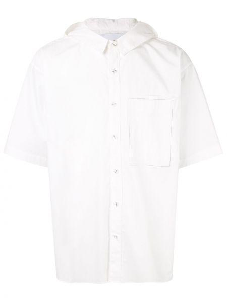 Рубашка с короткими рукавами на пуговицах Yoshiokubo