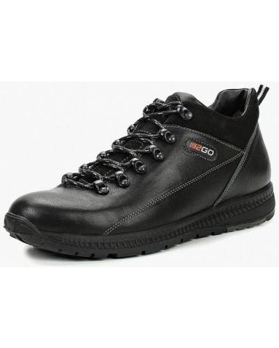 Кроссовки черные Dino Ricci Trend