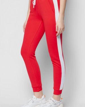 Красные спортивные брюки Arber