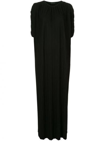 Плиссированное платье мини Anteprima