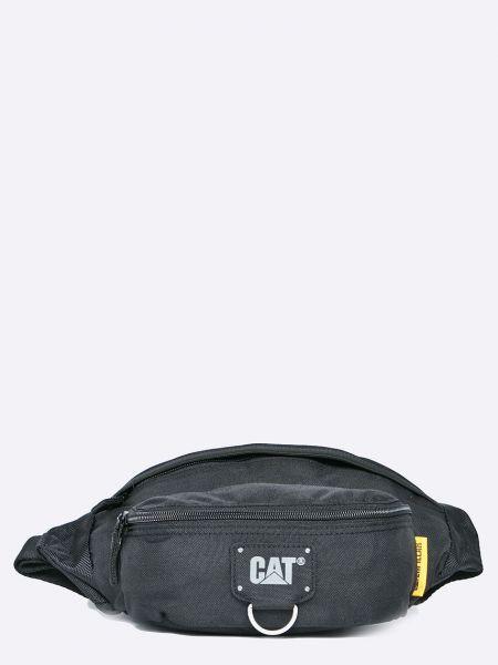 Поясная сумка - черная Caterpillar