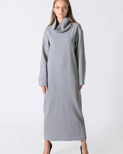 Платье - серое Kriza