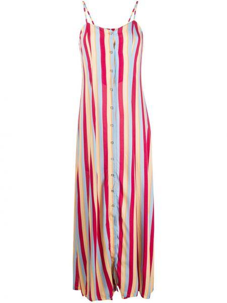 Sukienka w pasy różowa C'est La V.it
