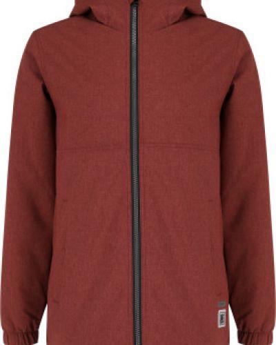 Красная утепленная куртка Termit