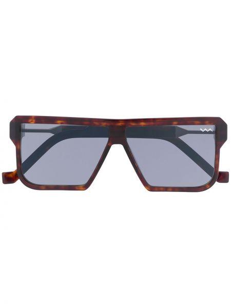 Brązowe okulary Vava
