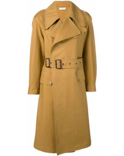 Длинное пальто с капюшоном Masscob