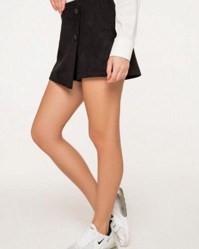 Юбка юбка-шорты черная Itelle