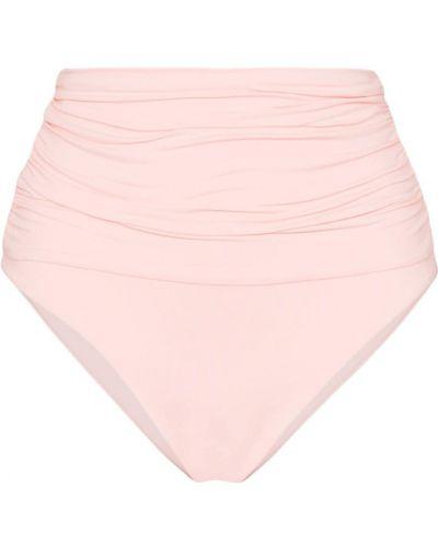 Розовые плавки бикини с высокой посадкой Melissa Odabash