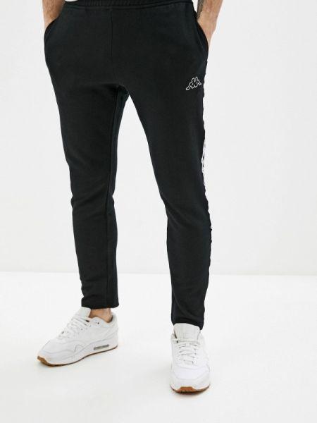 Спортивные брюки черные Kappa