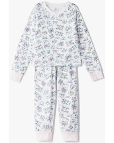 Пижама белая индийский Sela