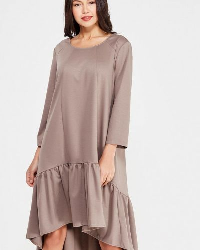 Платье - бежевое Dlys