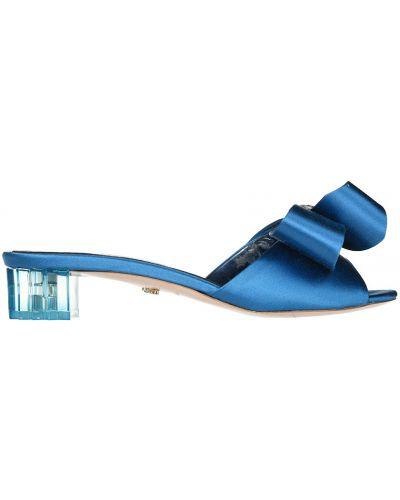 Мюли на каблуке Le Silla