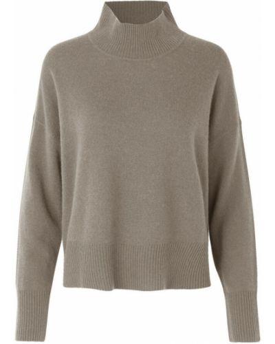 Brązowy sweter Rosemunde
