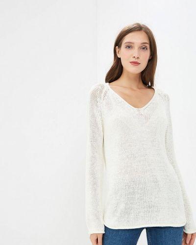 Бежевый пуловер Modis