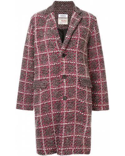 Пальто с капюшоном на пуговицах Coohem