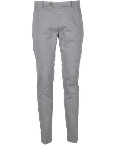 Szare spodnie Berwich