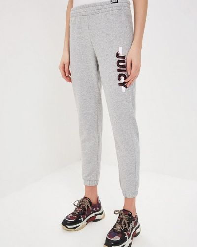 Спортивные брюки серые Juicy By Juicy Couture