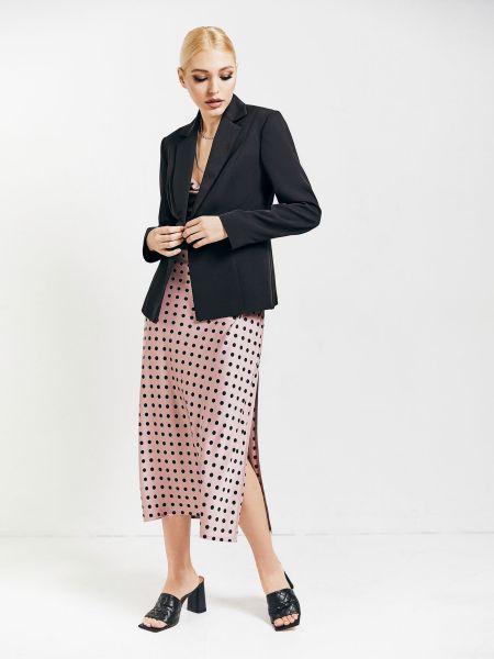 Черный пиджак Vovk