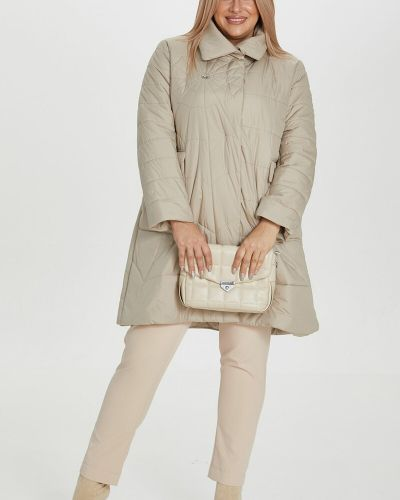 Пальто с круглым вырезом Luxury