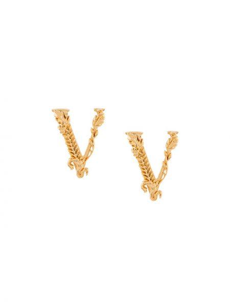 Kolczyki sztyfty Versace