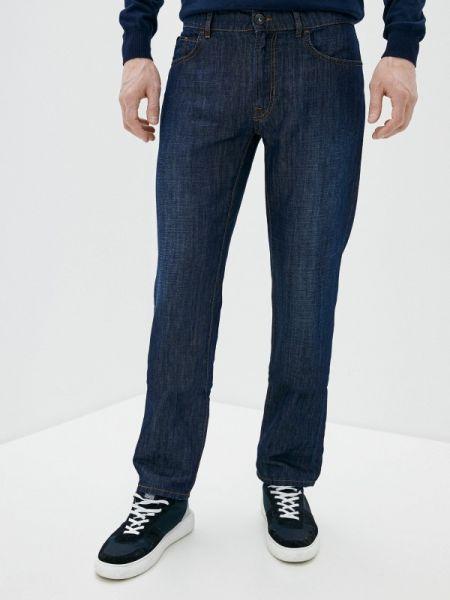 Джинсы-скинни джоггеры зауженные Trussardi Jeans