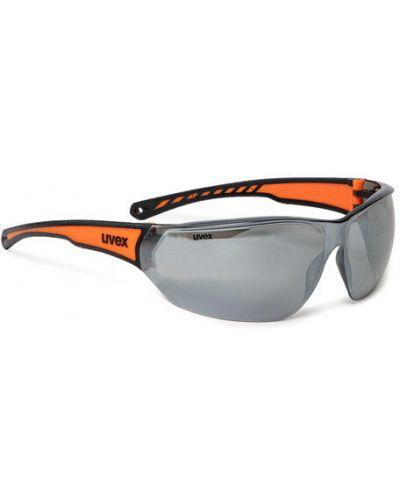 Okulary srebrne Uvex