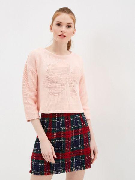 Свитер осенний розовый Magwear