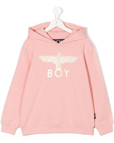 Толстовка розовый Boy London Kids
